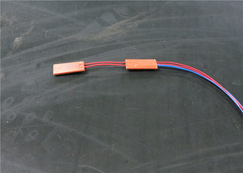 Silicone Heater Products Silicone Rubber Heater 0.1mm ~1mm Thickness